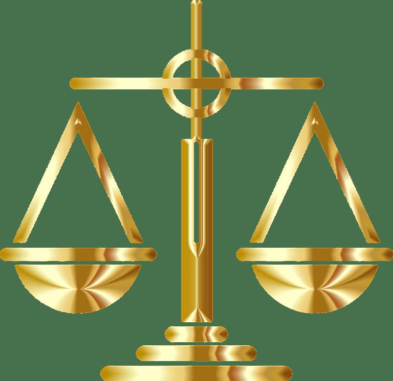 מאזני צדק מזהב
